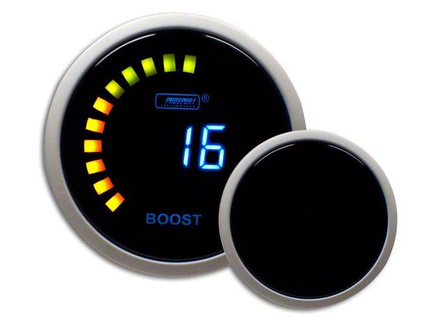 Prosport Digital 45 PSI Boost Gauge - Electrical (07-19 Sierra 1500)