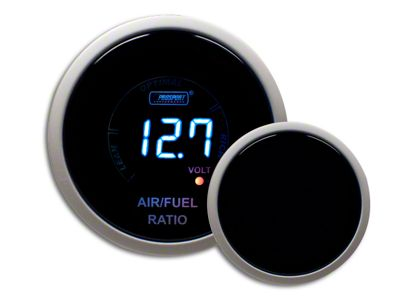 Prosport Digital Blue LCD Air/Fuel & Voltage Gauge - Electrical (07-18 Sierra 1500)
