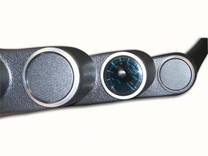 Prosport Gauge Blank - Silver (07-18 Sierra 1500)