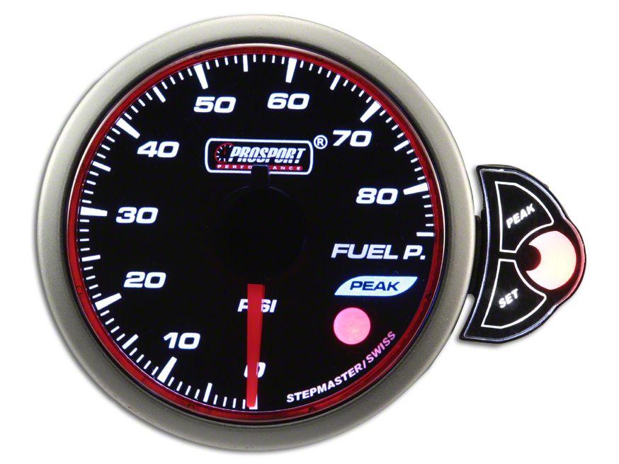 Prosport Halo Fuel Pressure - Electrical (07-18 Sierra 1500)