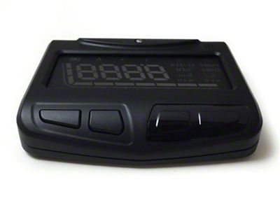Prosport HUD Display Boost Gauge (07-18 Sierra 1500)
