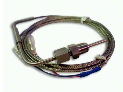 Prosport Dual Color Premium EGT Gauge - Blue/White (07-18 Sierra 1500)