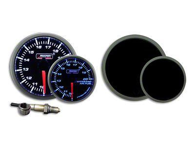 Prosport Dual Color Premium Wideband Air Fuel Ratio Kit - Blue/White (07-18 Sierra 1500)