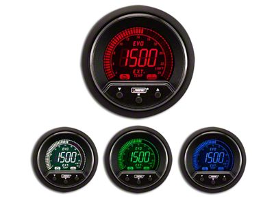 Prosport Premium Evo Exhaust Gas Temperature Gauge (07-18 Sierra 1500)
