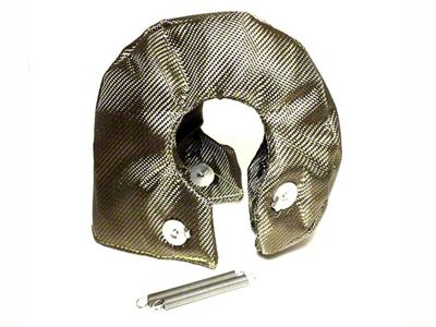 Prosport T3 Turbo Heat Shield Blanket - Titanium (07-18 Sierra 1500)