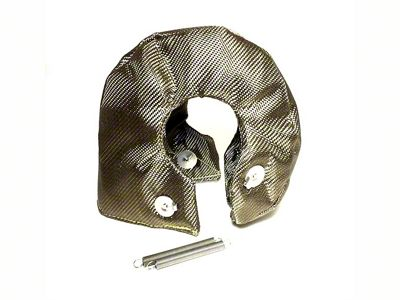 Prosport T4 Turbo Heat Shield Blanket - Titanium (07-18 Sierra 1500)