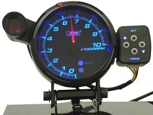 Prosport Tri-Color Tachometer - 80mm (07-18 Sierra 1500)