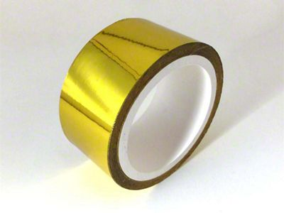 Prosport Gold Heat Reflective Self Adhesive Tape (07-18 Sierra 1500)