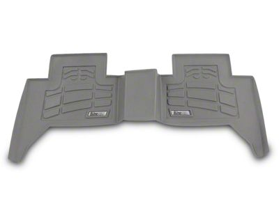 Wade Sure-Fit 2nd Row Floor Liner - Gray (07-13 Sierra 1500 Extended Cab, Crew Cab)