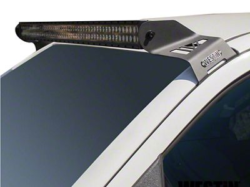 Westin 50 in. B-Force LED Light Bar w/ Roof Mounting Brackets (14-18 Sierra 1500)