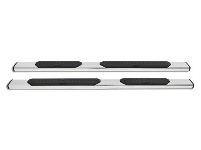 Westin R5 Nerf Side Step Bars - Stainless Steel (14-18 Sierra 1500 Double Cab, Crew Cab)