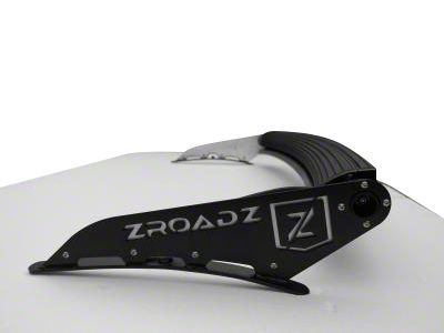 ZRoadz 50 in. Curved LED Light Bar w/ Roof Mounting Brackets (07-13 Sierra 1500)