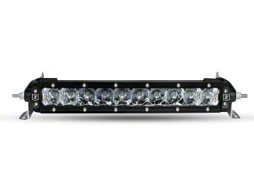 ZRoadz 10 in. Single Row Slim Line Straight LED Light Bar - Flood/Spot Combo