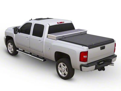 Access Toolbox Edition Roll-Up Tonneau Cover (14-18 Sierra 1500)