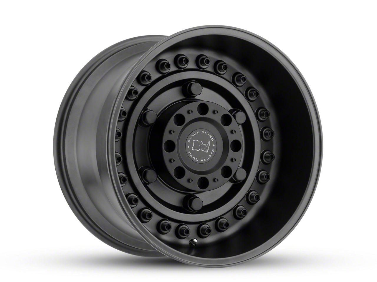 Black Rhino Armory Gunblack 6-Lug Wheel - 18x9.5 (07-18 Sierra 1500)