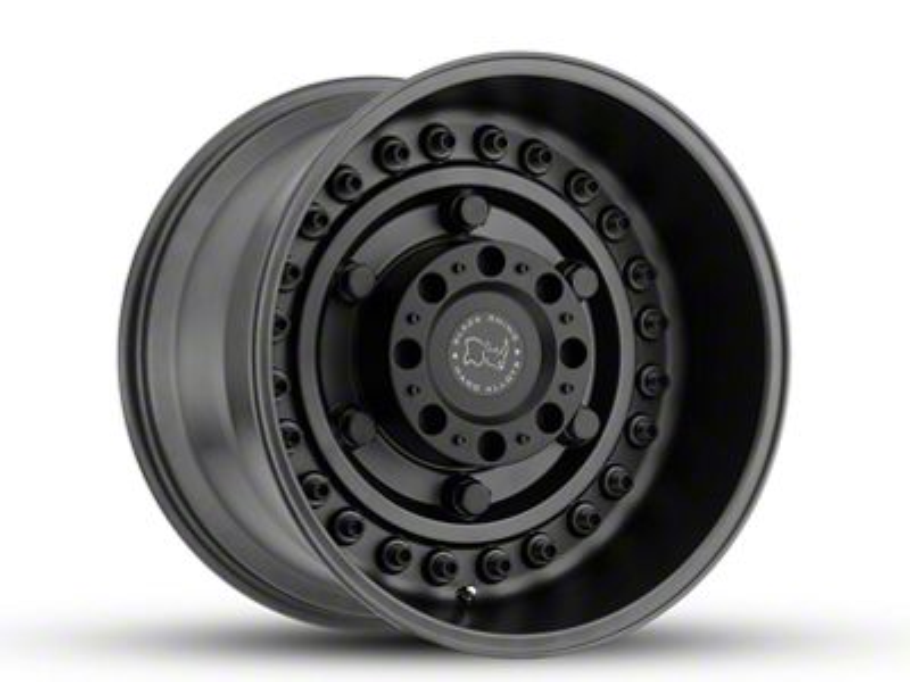Black Rhino Armory Gunblack 6-Lug Wheel - 20x9.5 (07-18 Sierra 1500)