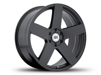 Black Rhino Everest Matte Black 6-Lug Wheel - 20x9 (07-18 Sierra 1500)