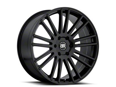 Black Rhino Kruger Gloss Black 6-Lug Wheel - 18x8.5 (07-18 Sierra 1500)