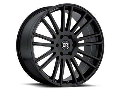 Black Rhino Kruger Gloss Black 6-Lug Wheel - 20x9 (07-18 Sierra 1500)