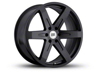 Black Rhino Peak Matte Black 6-Lug Wheel - 20x9 (07-18 Sierra 1500)