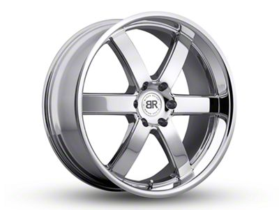 Black Rhino Pondora Chrome 6-Lug Wheel - 20x8.5 (07-18 Sierra 1500)