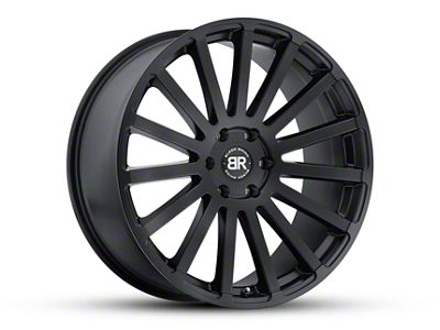 Black Rhino Spear Matte Black 6-Lug Wheel - 20x9 (07-18 Sierra 1500)