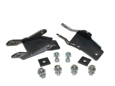 Max Trac Rear Shock Extenders for 4-7 in. Flip Kit (07-18 Sierra 1500)