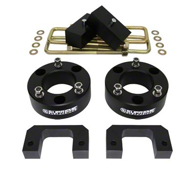 Supreme Suspensions 3.5 in. Front / 1.5 in. Rear Pro Lift Kit (07-18 Sierra 1500, Excluding 14-18 Denali)