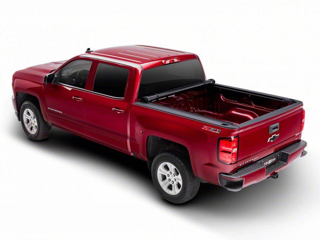 Truxedo Pro X15 Roll-Up Tonneau Cover (07-13 Sierra 1500)