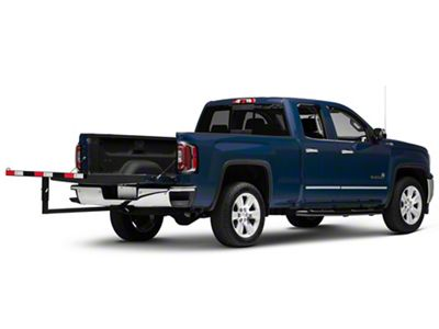 Truck Bed Extender for 2 in. Receiver Hitch (07-18 Sierra 1500)