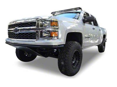 Black Horse Off Road 50 in. G-Series LED Light Bar Roof Mounting Brackets (14-18 Sierra 1500)