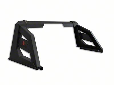 Black Horse Off Road Armour Roll Bar - Black (07-18 Sierra 1500)