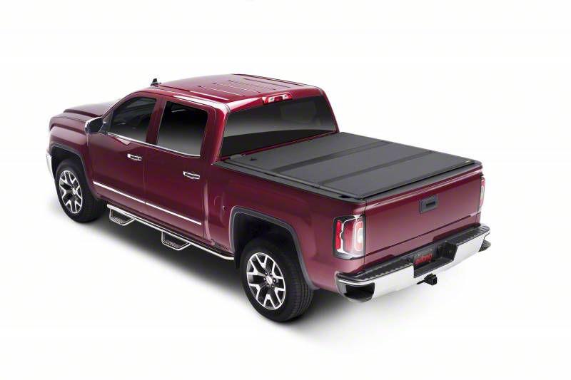 Extang EnCore Hard Tri-Fold Tonneau Cover (14-18 Sierra 1500)