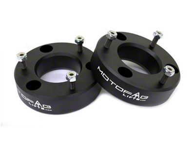 MotoFab 2.5 in. Front Leveling Kit (07-18 Sierra 1500, Excluding 14-18 Denali)