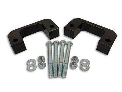 MotoFab 2 in. Front Leveling Lift Kit (07-18 Sierra 1500, Excluding 14-18 Denali)