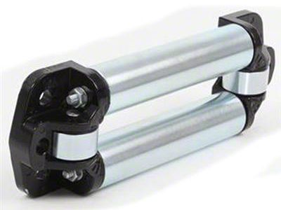 Smittybilt Low Profile 4 Way Roller Fairlead