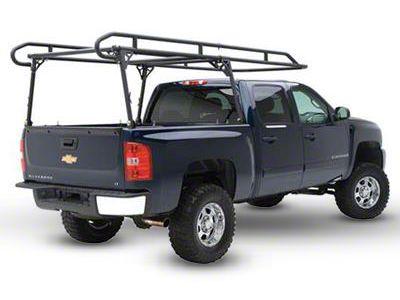 Smittybilt Contractors Rack - 800 lb. Rating (07-18 Sierra 1500)
