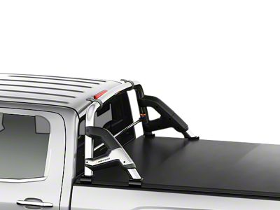K3 Light Roll Bar - Polished (14-18 Sierra 1500)