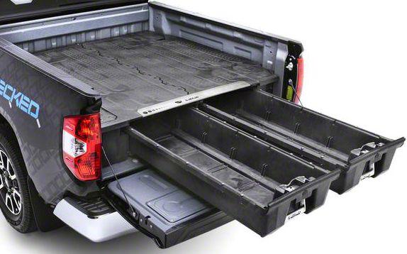 Decked Truck Bed Storage System (07-18 Sierra w/ Short & Standard Box)