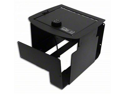 Lock'er Down Console Safe (07-13 Sierra 1500 w/ Bucket Seats)