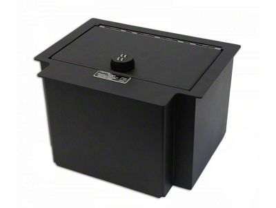 Lock'er Down Console Safe (14-18 Sierra 1500 w/ Bucket Seats)