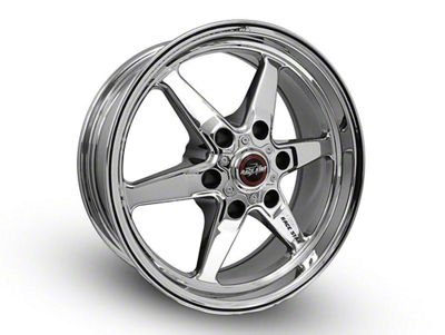 Race Star 93 Truck Star Chrome 6-Lug Wheel - 17x4.5 (07-18 Sierra 1500)