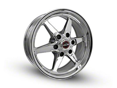 Race Star 93 Truck Star Chrome 6-Lug Wheel - 17x7 (07-18 Sierra 1500)