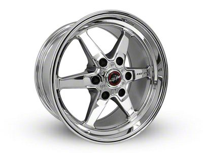 Race Star 93 Truck Star Chrome 6-Lug Wheel - 20x9 (07-18 Sierra 1500)