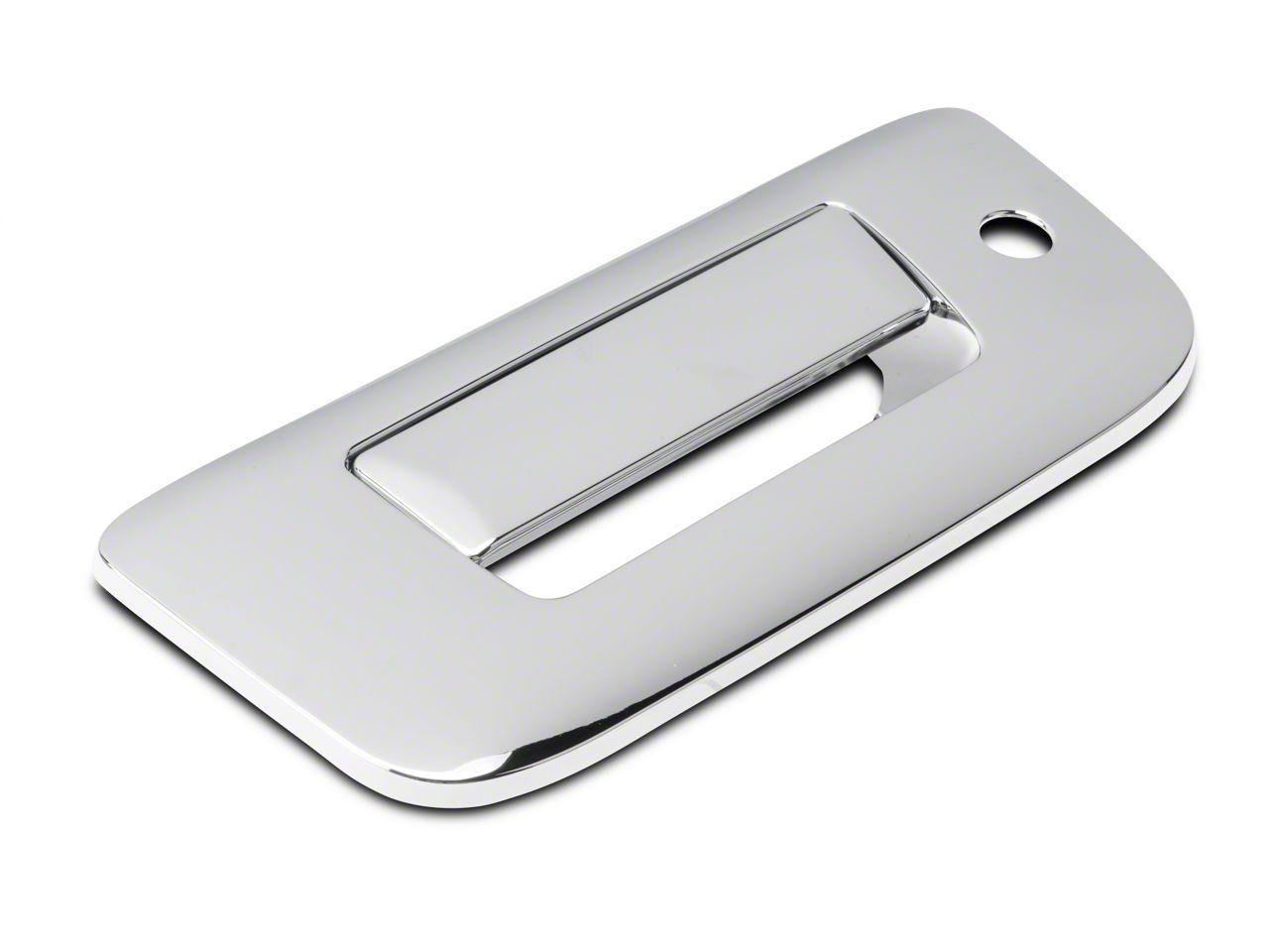 Chrome Tailgate Handle Cover (07-13 Sierra 1500)