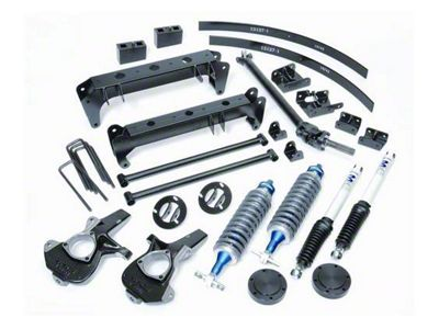 Pro Comp 6 in. Lift Kit (07-13 Sierra 1500)