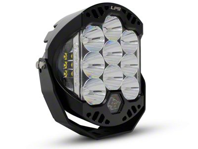 Baja Designs 8 in. LP9 Round LED Light - Spot Beam