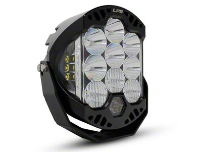 Baja Designs 8 in. LP9 Round LED Light - Driving/Combo Beam