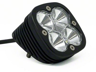 Baja Designs Squadron Pro Angled Flush Mount LED Light - Flood Beam