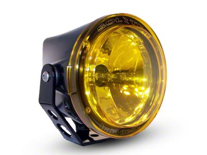 Baja Designs Amber Fuego Rock Guard (07-18 Sierra 1500)